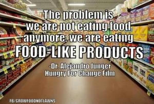 Buy real food people!