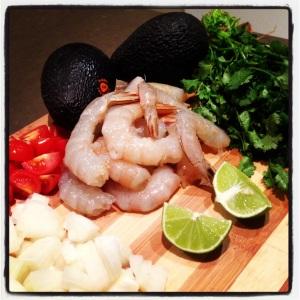 Love fresh ingredients!